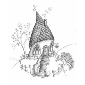 DRC Illustrations Pixie Cottage